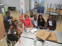 Summer fun with the Parsons Scholars!