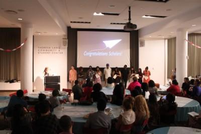Scholars Class of 2012