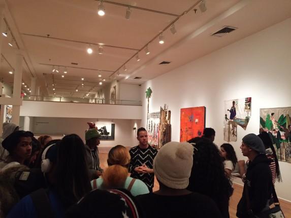 Sophomore Trip to Studio Museum of Harlem
