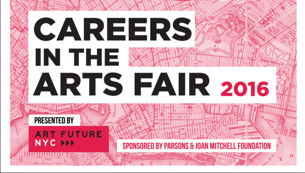 Careers in the Arts 2016